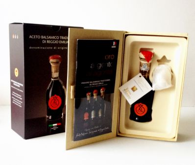 Vinaigre Balsamique Traditionnel Reggio Emilia 10 cl