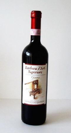 Barbera d'Asti Superiore DOCG 75 cl