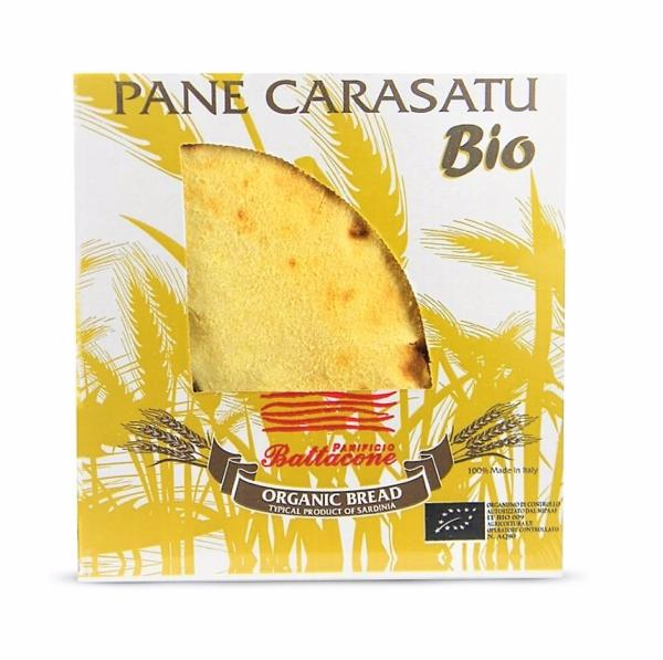 Pain Carasau traditionnel BIO 250 gr