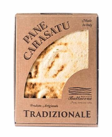 Pain Carasau traditionnel 250 gr