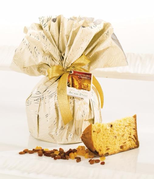 Panettone traditionnel haut 1 kg