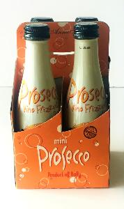 Mini Prosecco Frizzante Pack 4X20 cl