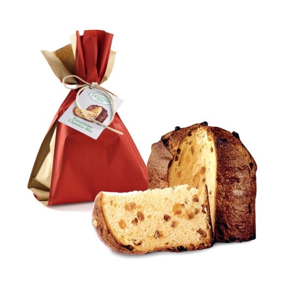 Panettone traditionnel BIO 750 gr