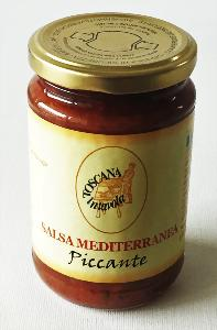 Sauce tomate piquante 290 gr