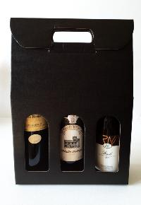 "Coffret 3 vins rouges ""Gusto Divino Due"""