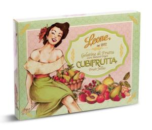 Cubes de pâtes de fruits assorties 400 gr