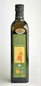 Huile d'olive Latium Canino DOP 75 cl