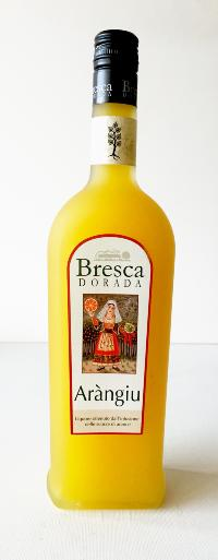 Liqueur à l'orange de Sardaigne 70 cl