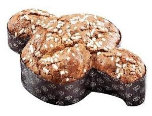 Colombe aux agrumes 500 gr