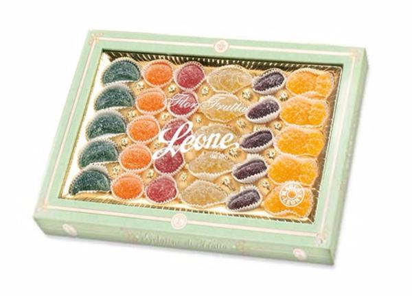 Pâtes de fruits assorties 370 gr