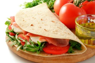 Piadina traditionnelle 360 gr