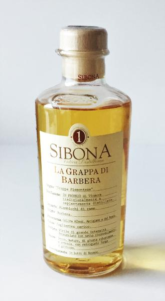 Grappa de Barbera 50 cl