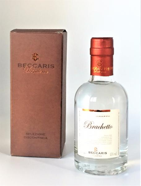 Grappa de Brachetto 20 cl