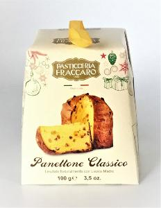 Mini Panettone traditionnel 100 gr