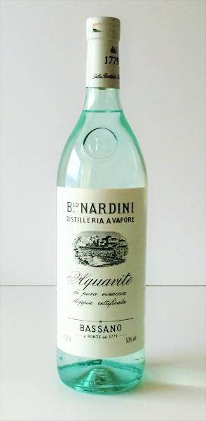 Grappa Acquavite Nardini 100 cl