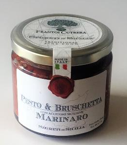 Pesto Bruschetta Marinaro 190 gr