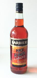 Punch Orange Barbieri 1 litre
