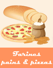Farines, Pains & Pizza